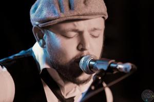 Performing live at Le Cabaret Du Monstique Feb 2013